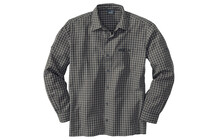 Jack Wolfskin El Dorado Longsleeve Men phantom square checks